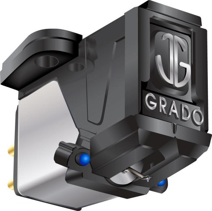 Grado - Prestige BLUE-3 Cellule phono aimant mobile (MM)