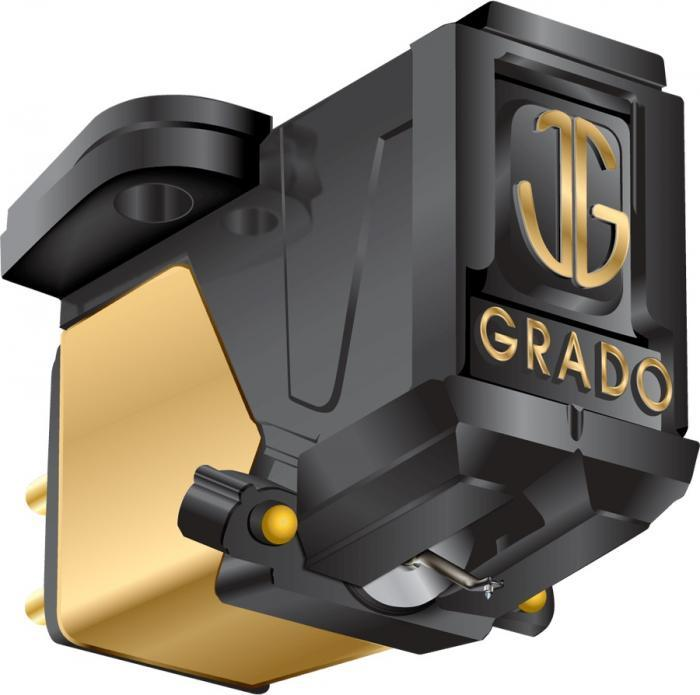 Grado - Prestige GOLD-3 Cellule phono aimant mobile (MM)