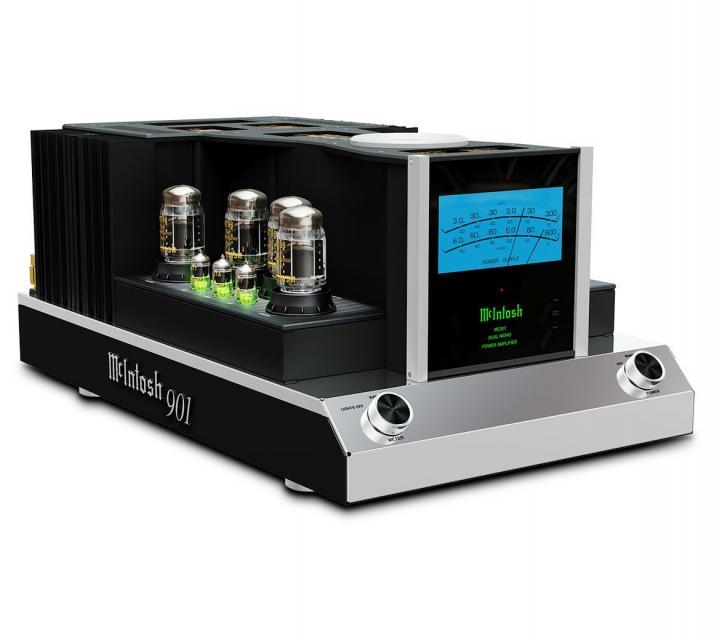 Amplificateur de puissance hybride bloc Mono Mc Intosh - MC 901