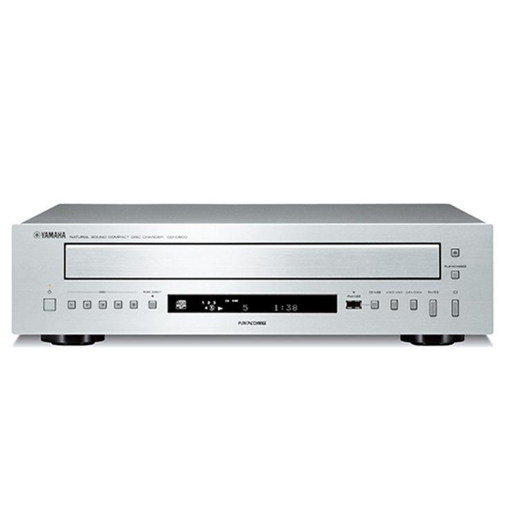 Yamaha - CDC-600 LECTEUR CD TRANSPORT 5CD