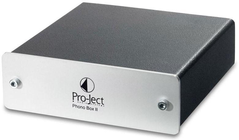 Project - Phono Box Préamplificateur phono