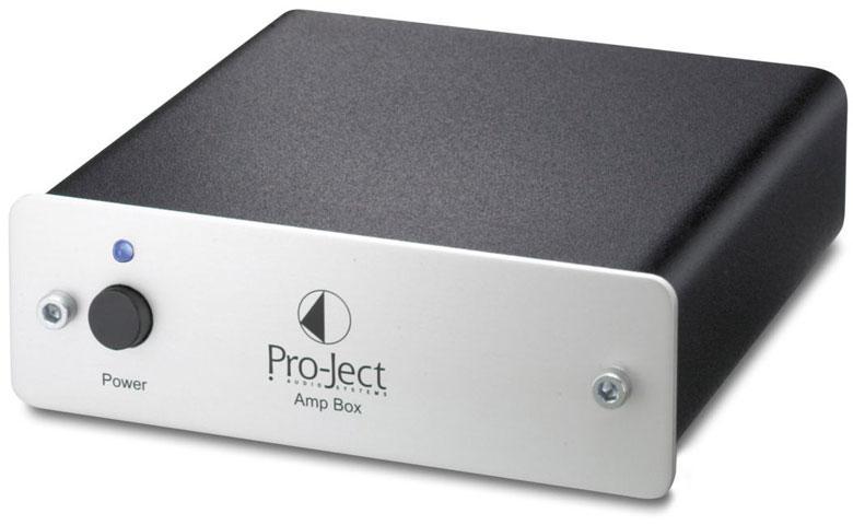 Project - Amp Box Amplificateur de puissance stéréo