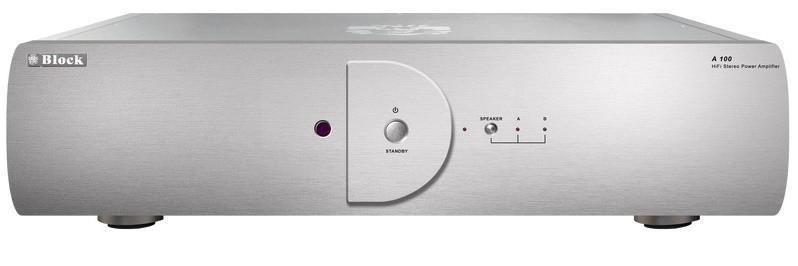 Amplificateur de puissance BLOCK - A100 Destockage