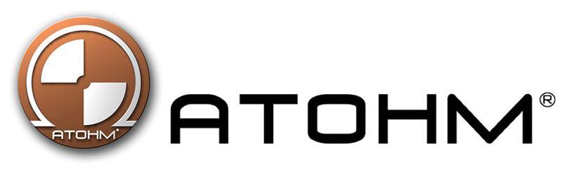 Atohm - GT1-HD  Enceinte bibliothèque 2 voies Bass-reflex (Modèle d'exposition)