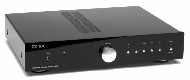 Amplificateur intégré stéréo Onix - A 55 MKI