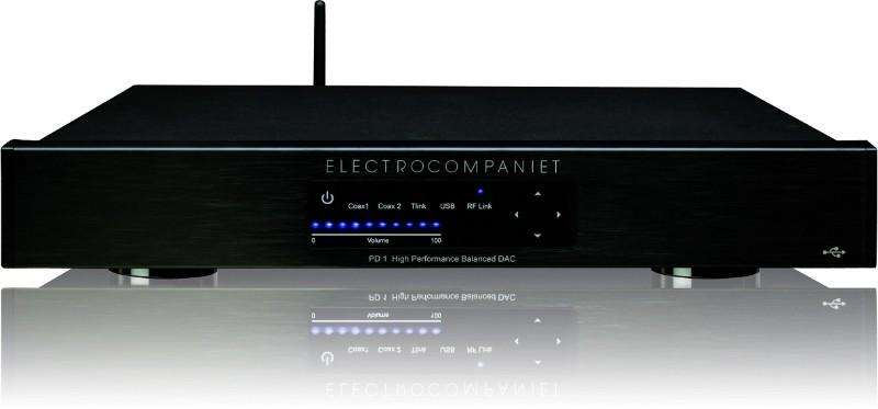 Electrocompaniet - Prelude PD1 Convertisseur numérique analogique DAC destock