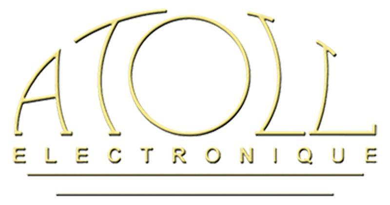 Préamplificateur phono Atoll - P50, P100, P200