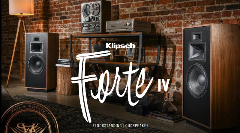 Klipsch - Heritage - Forte IV Enceintes colonne à haut rendement