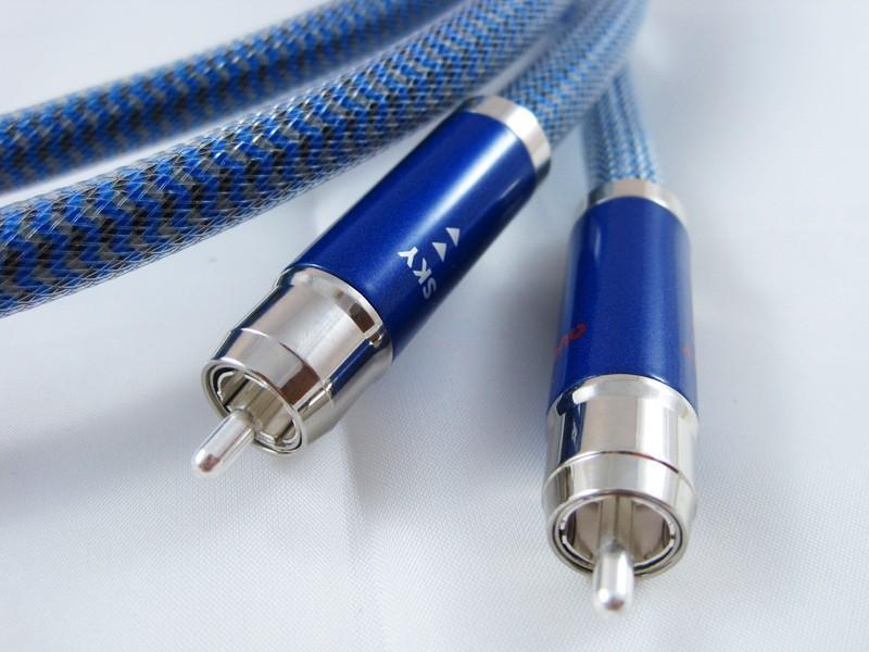 Audioquest - Sky RCA Câble de modulation RCA (Occasion)