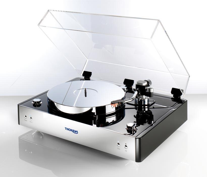 Thorens - TD 550 + Bras SME 309 Platine vinyle par courroie