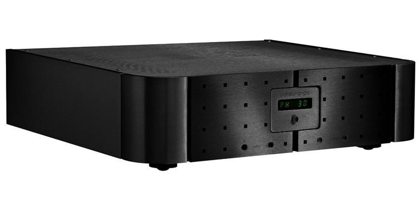 Amplificateur intégré stéréo modèle d'exposition Consonance - TRISTAN