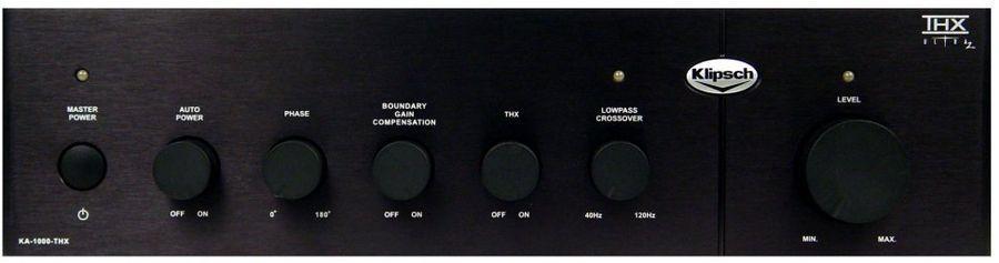 Klipsch - KA-1000-THX Amplificateur de puissance stéréo