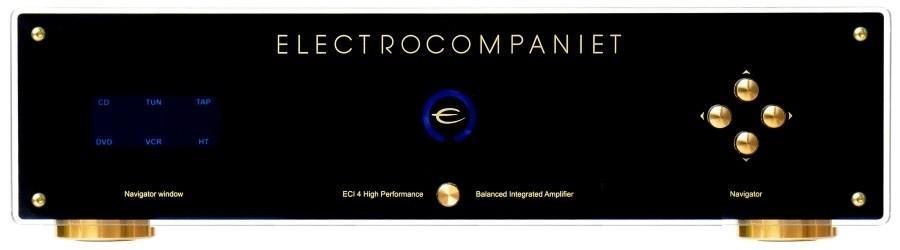 Electrocompaniet - ECI 4 Amplificateur intégré stéréo
