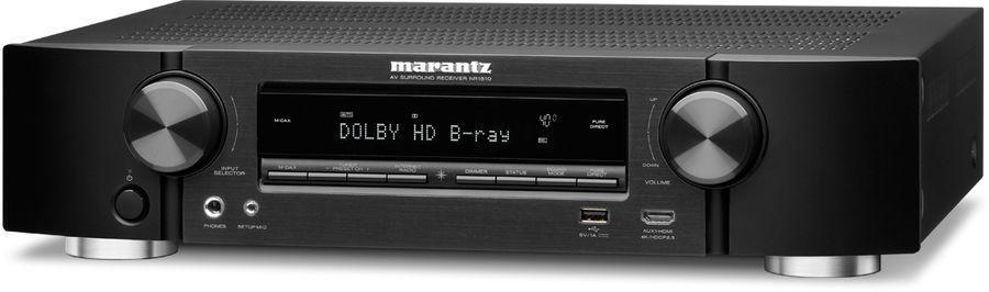 Marantz - NR1510 Amplificateur audio vidéo 5.2 4K