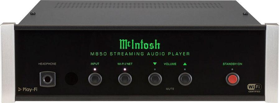 Lecteur réseau streamer Mc Intosh - MB 50