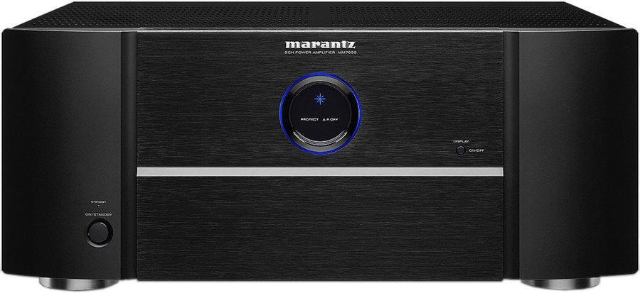 Marantz - MM7055 Amplificateur de puissance 5 canaux