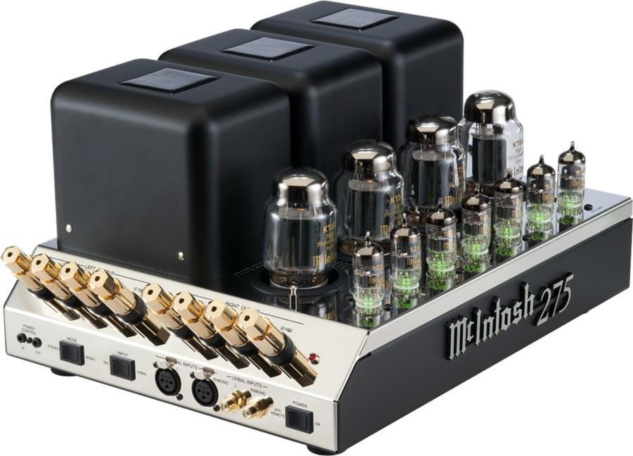 Amplificateur de puissance à tubes stéréo Mc Intosh - MC 275 V6