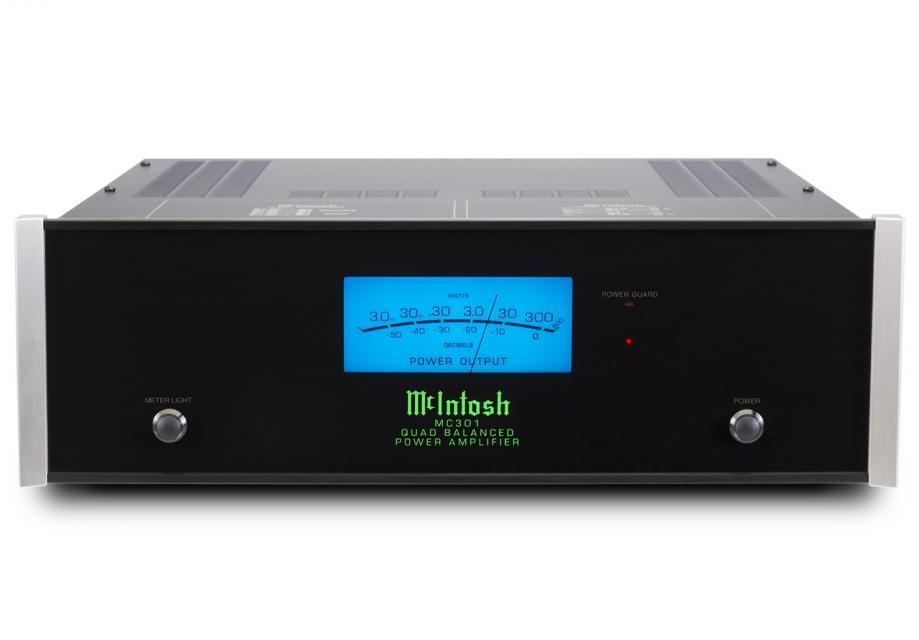 Amplificateur de puissance Bloc Mono Mc Intosh - MC 301