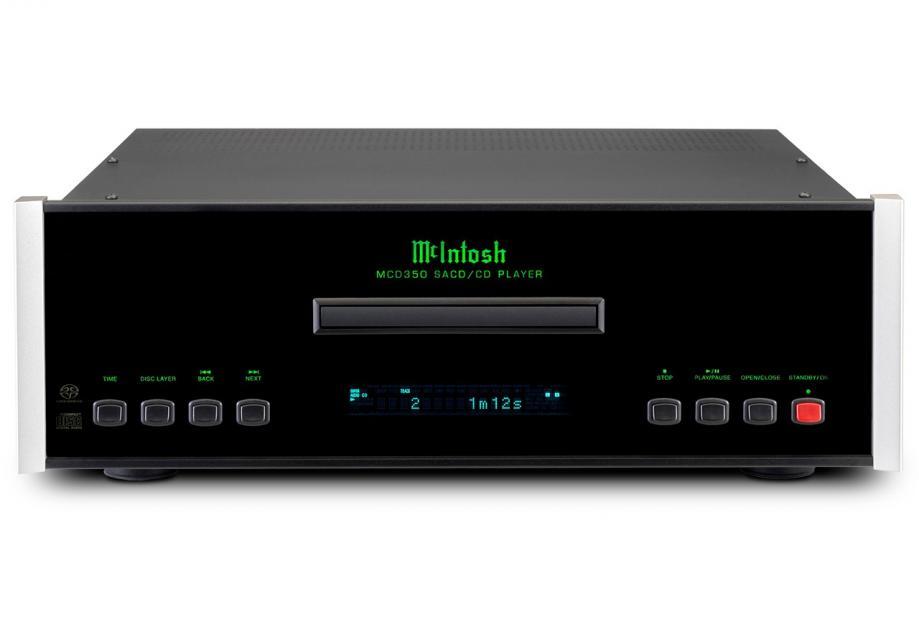 Lecteur CD/SACD Mc Intosh - MCD 350