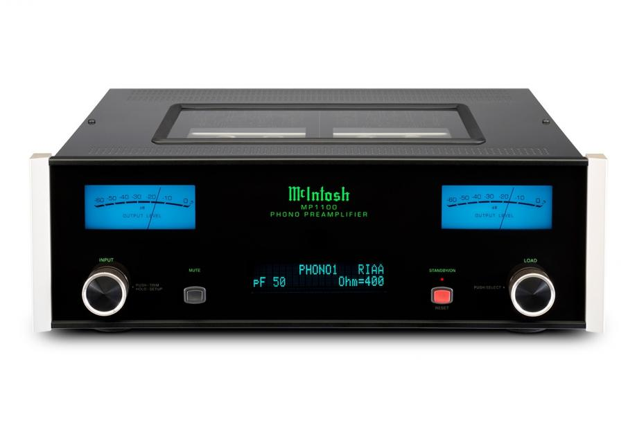 Préamplificateur phono (MM/MC) Mc Intosh - MP 1100