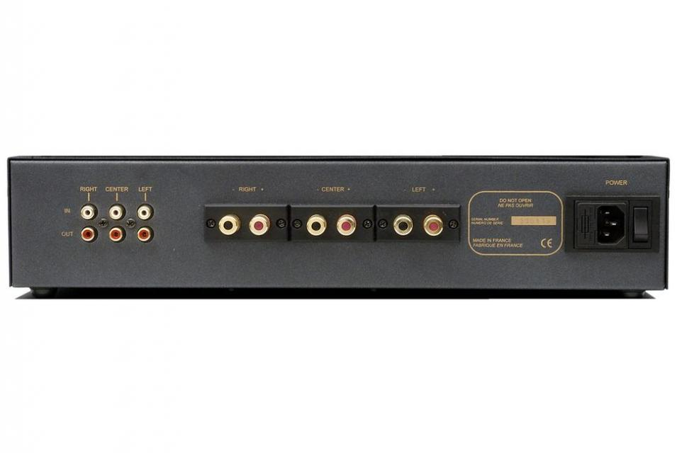 Amplificateur de puissance 5 canaux Atoll - AV 100