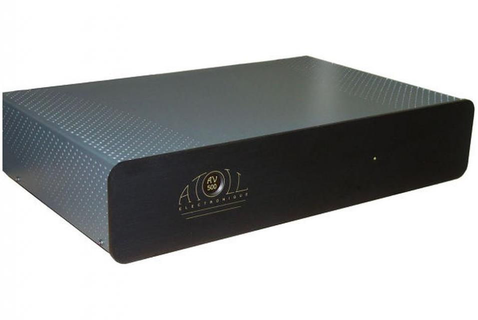 Amplificateur de puissance 3 canaux Atoll - AV 500