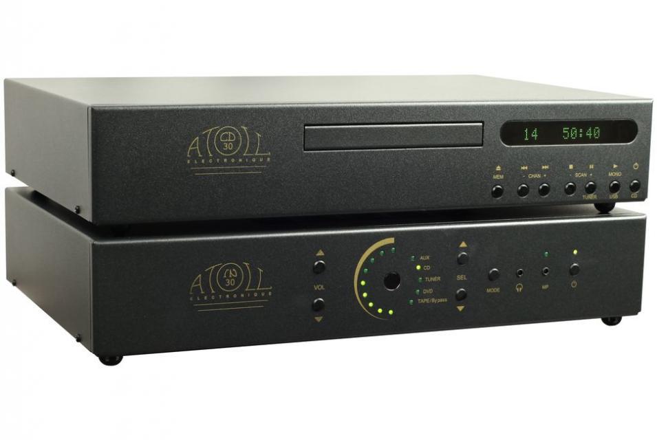 Lecteur CD Atoll - CD 30