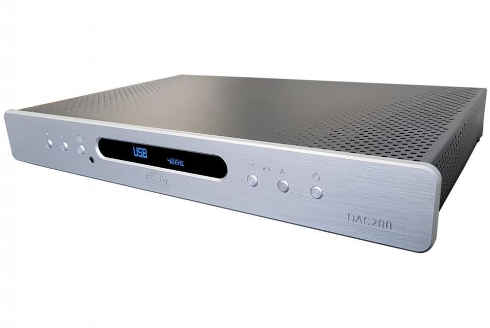 Convertisseur numérique analogique Atoll - DAC 200 Signature
