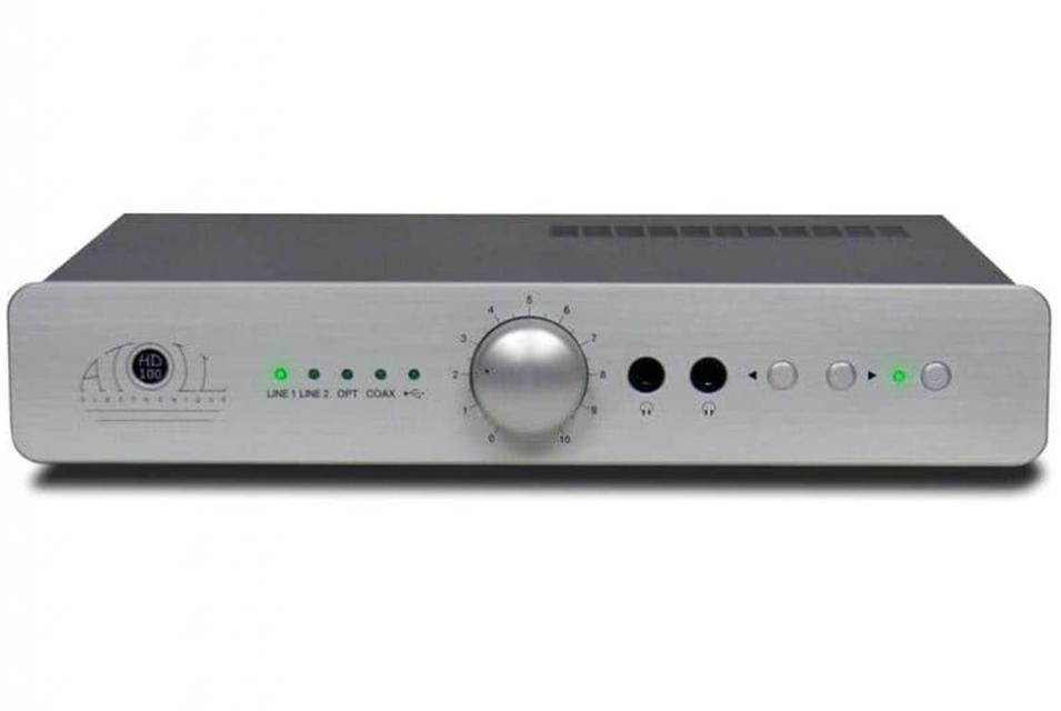 Amplificateur pour casque Atoll - HD 100