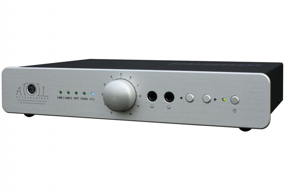 Amplificateur pour casque Atoll - HD 120