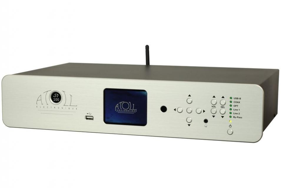 Lecteur réseau streamer Atoll - ST 100 SE