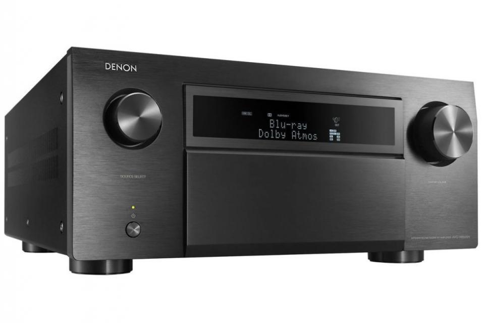 Denon - AVC-X8500HA Amplificateur audio vidéo 13.2 4K Dolby Atmos