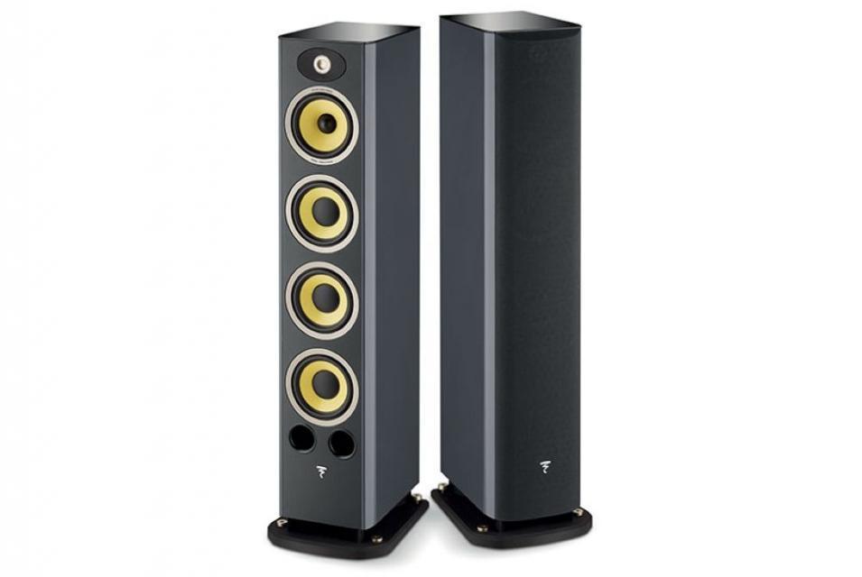 Focal - Aria 936 K2 Enceintes colonne 3 voies Bass reflex