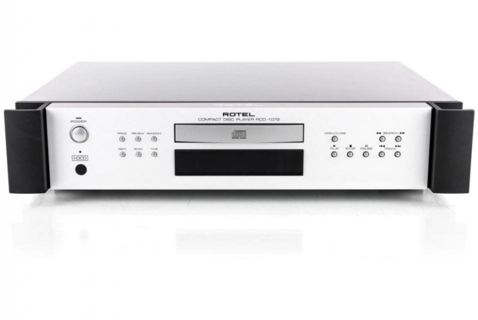 Rotel - RCD 1072 Lecteur CD