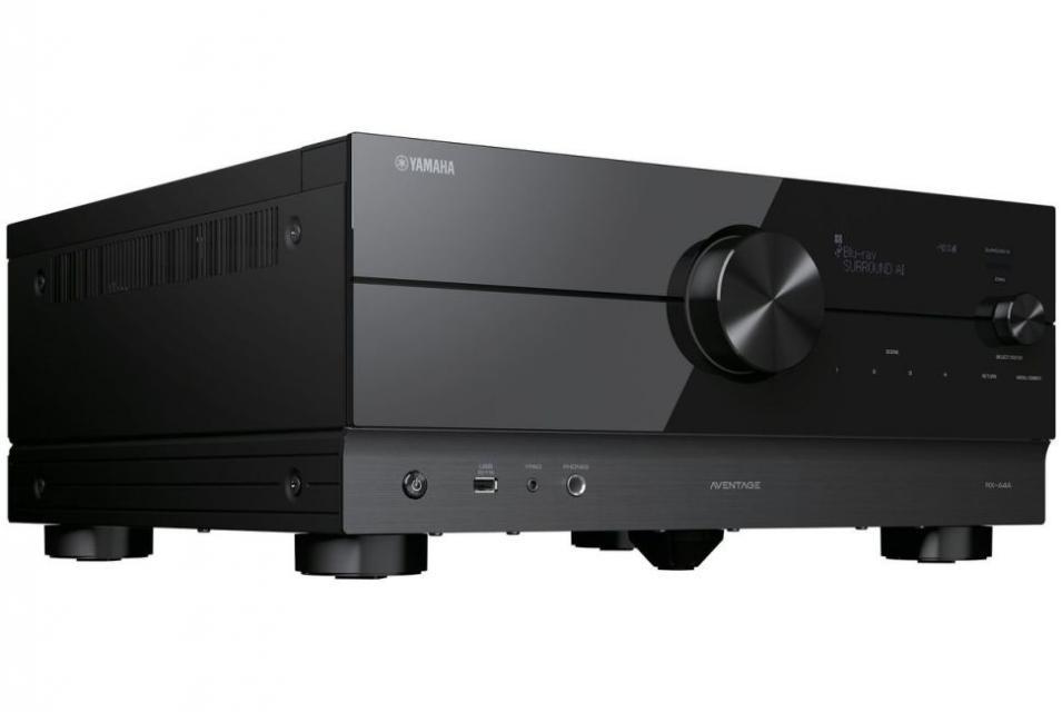 Yamaha - RX-A4A Amplificateur Audio Vidéo 7.2