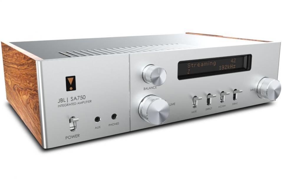 JBL - SA750 Amplificateur intégré stéréo streamer