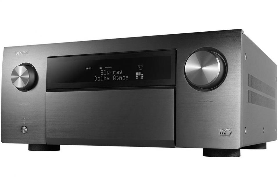 Denon - AVC-A110 Amplificateur Audio Vidéo 8k 13.2 Dolby Atmos