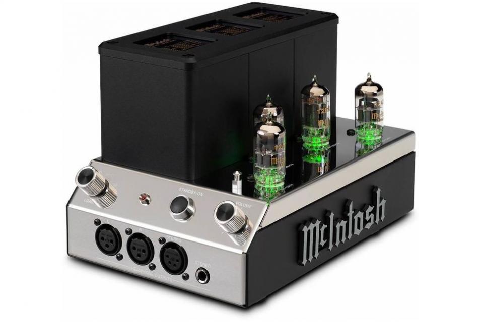 Mc Intosh - MHA 200 Amplificateur pour casque à tubes