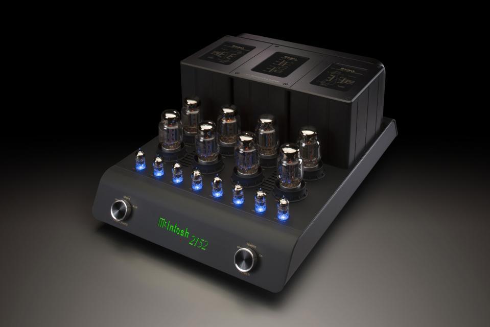 Amplificateur de puissance à tubes stéréo Mc Intosh - MC 2152