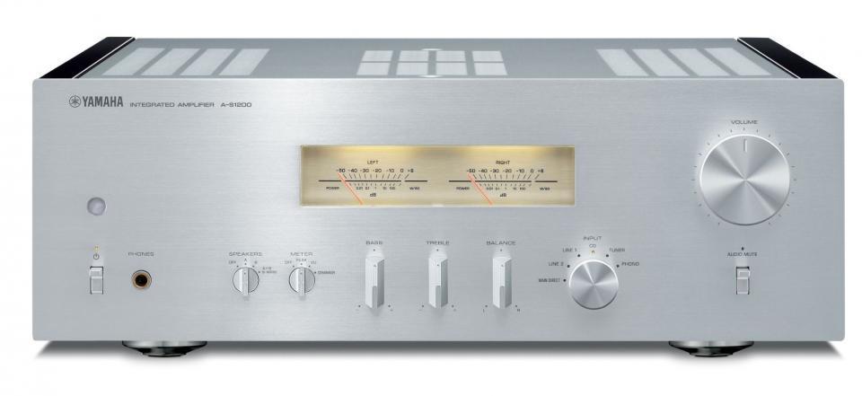 Yamaha - AS-1200 Amplificateur intégré stéréo