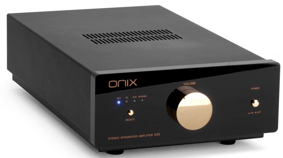 Amplificateur intégré stéréo Onix - A 25 Destockage