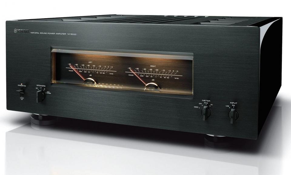 Yamaha - M-5000 Amplificateur de puissance stéréo MOSFET