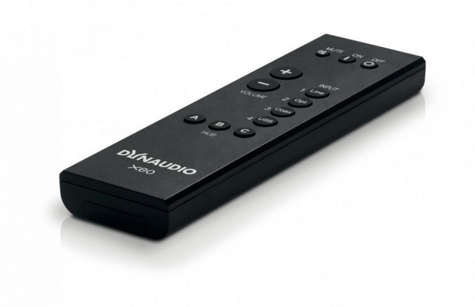 Dynaudio - Xeo Master remote control
