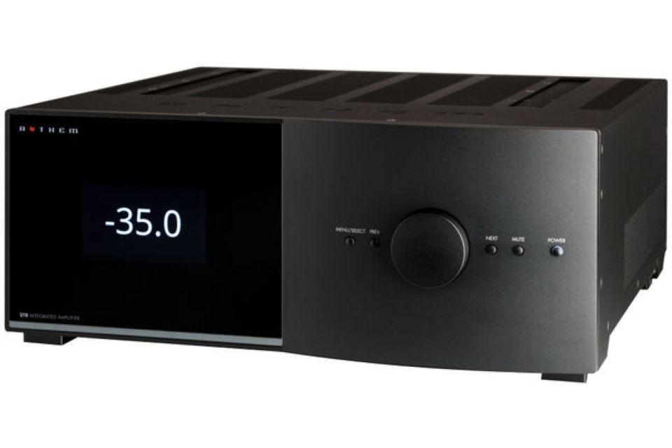 Anthem - STR Integred amplifier Amplificateur intégré stéréo