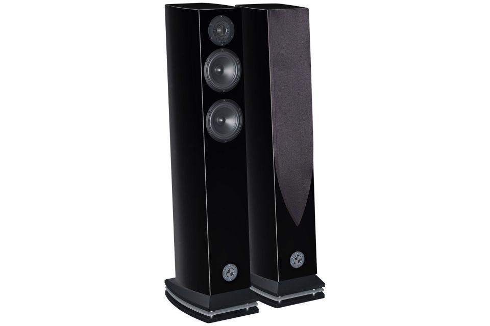 Atohm - GT 2 HD Enceintes colonne 2 voies Bass-reflex