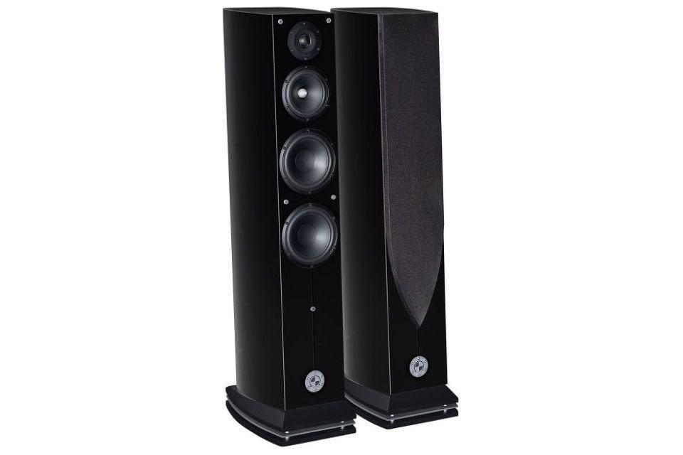 Atohm - GT 3 HD Enceintes colonne 3 voies Bass-reflex