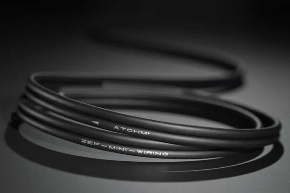 Atohm - ZEF Mini Wiring Cable HP 2,5 mm² au mètre