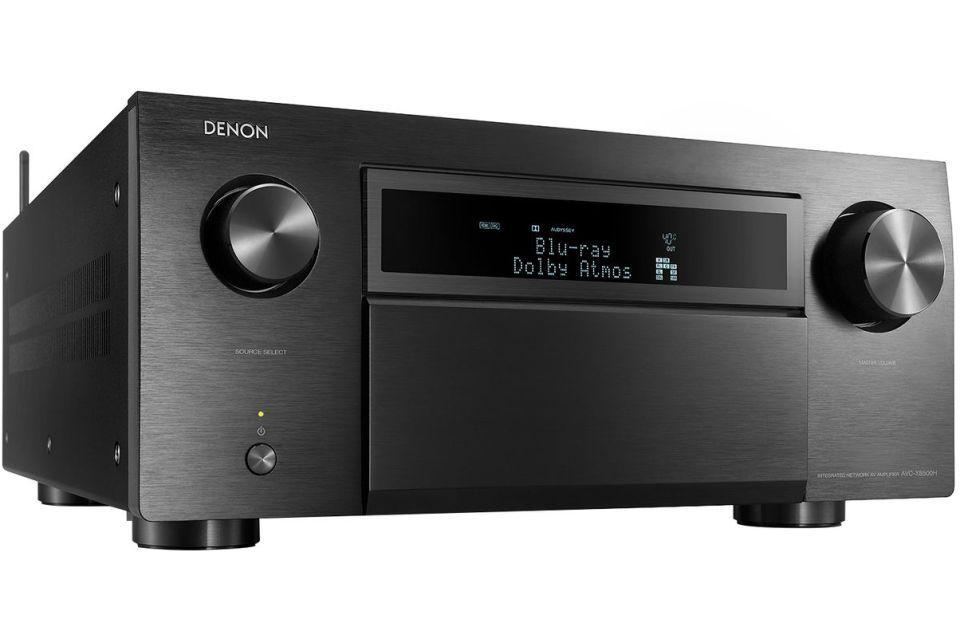 Denon - AVC-X8500H Amplificateur audio vidéo 13.2 4K Dolby Atmos