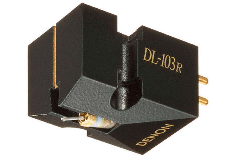 Denon - DL 103R Cellule à bobine mobile (MC)