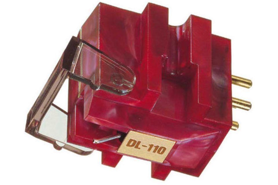 Denon - DL 110 Cellule à bobine mobile (MC)